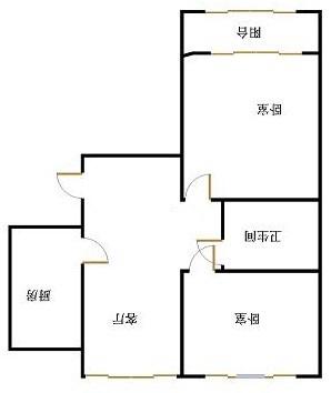 南苑花城 2室1厅 7楼