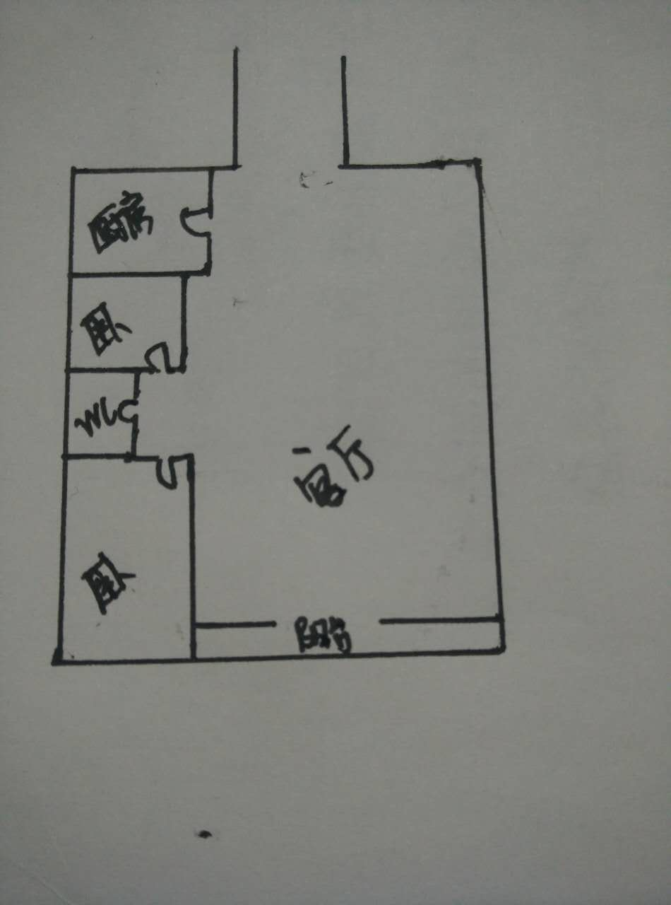 古韵大东关 2室2厅 9楼