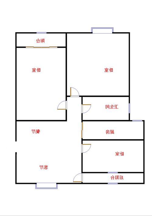 高地世纪城 3室2厅 10楼