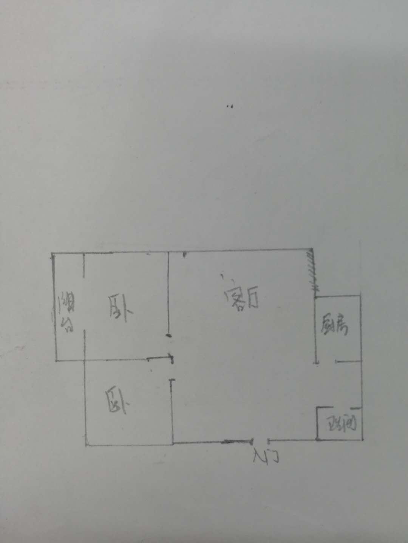 康乐小区 3室1厅 双证齐全 简装 45万