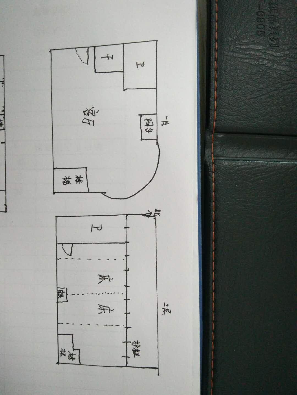 唐人D区(公寓)LOFT 1室1厅 20楼