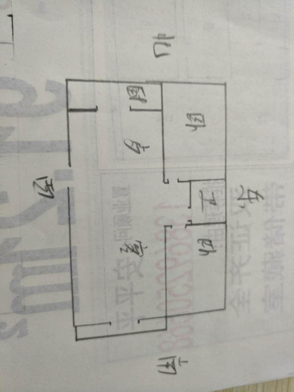 翠湖庄园 2室2厅 27楼