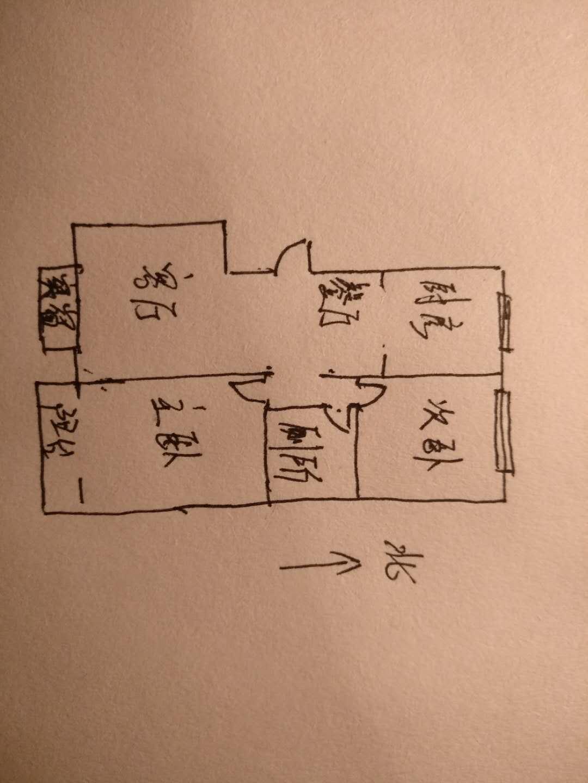 馨园社区 2室2厅  精装 32万