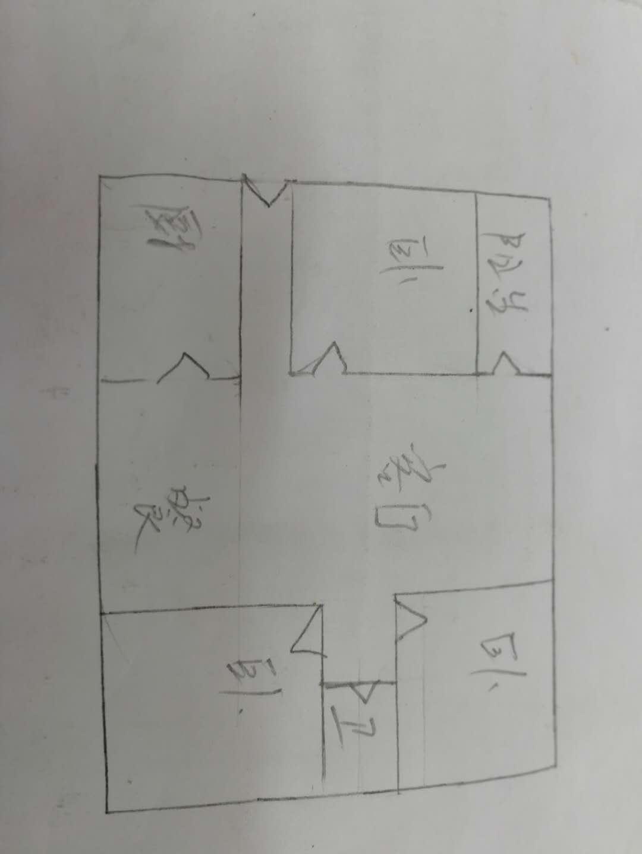 双环佳苑 3室2厅 1楼