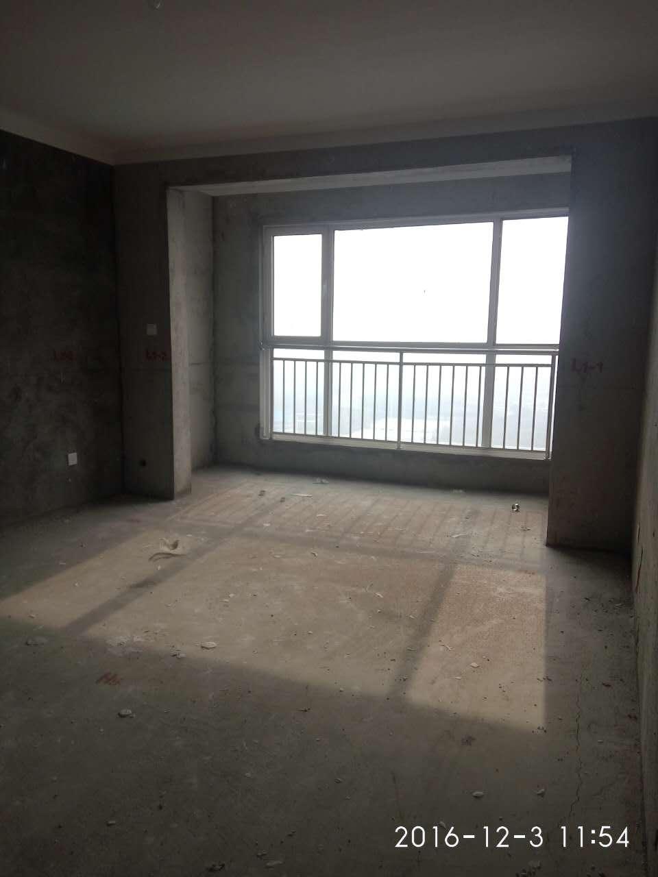月亮湾 3室2厅  毛坯 125万房型图