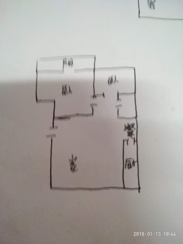 三和梅园 2室2厅 1楼
