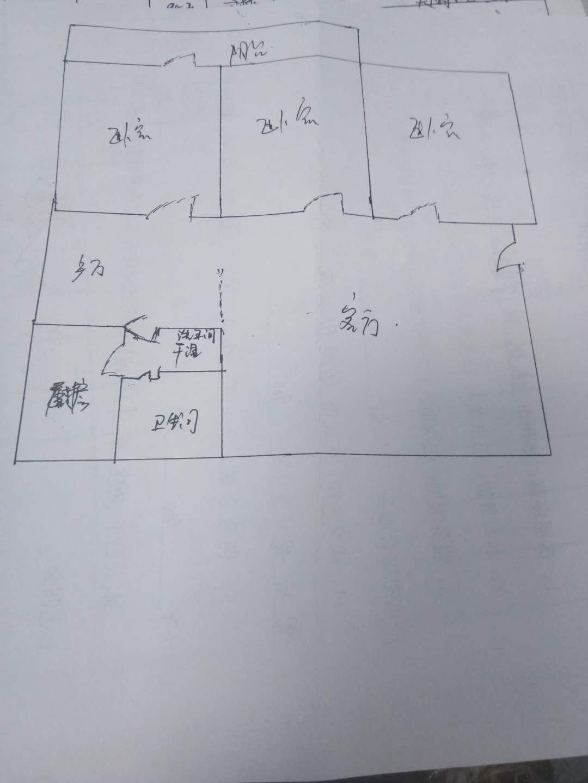 青龙潭小区 3室2厅 双证齐全 简装 137万