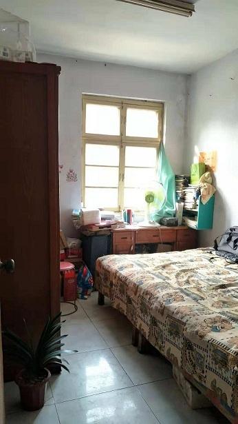 二棉宿舍 2室1厅 双证齐全过五年 简装 50万房型图