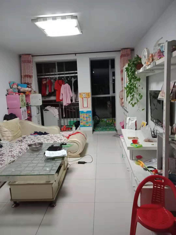 东海现代城小区 2室2厅 双证齐全过五年 简装 70万