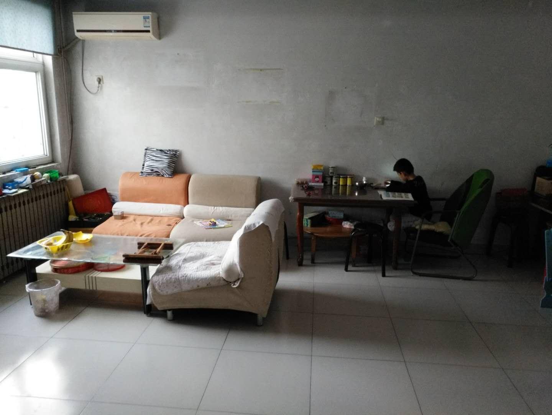 国棉厂宿舍 2室2厅  简装 61万房型图