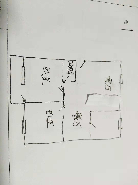 小温新区 2室1厅 2楼