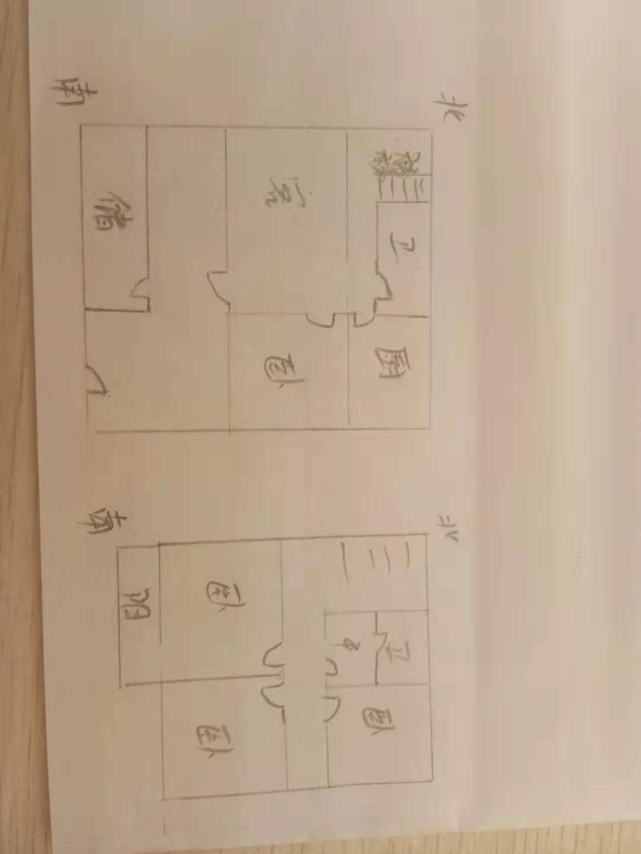 新华路商苑小区 4室2厅 双证齐全 简装 180万