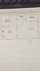 天衢小区 2室1厅 4楼