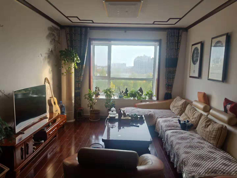嘉城盛世 2室2厅  简装 105万房型图
