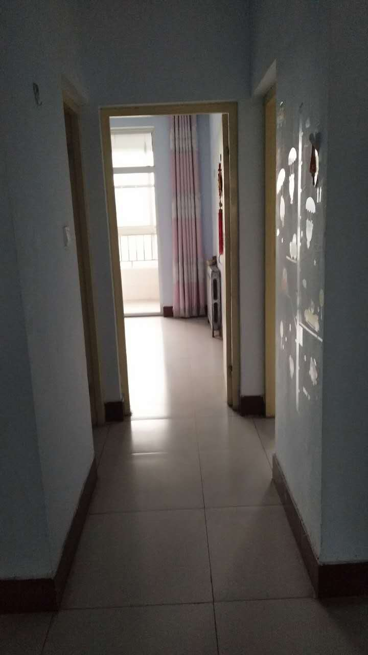 西长新村 3室2厅  毛坯 50万房型图