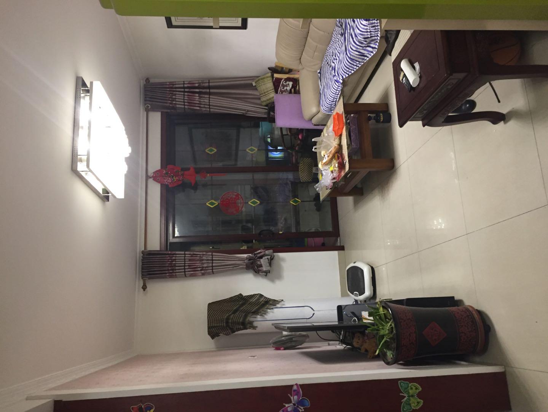 尚城国际 2室2厅 双证齐全过五年 精装 88万