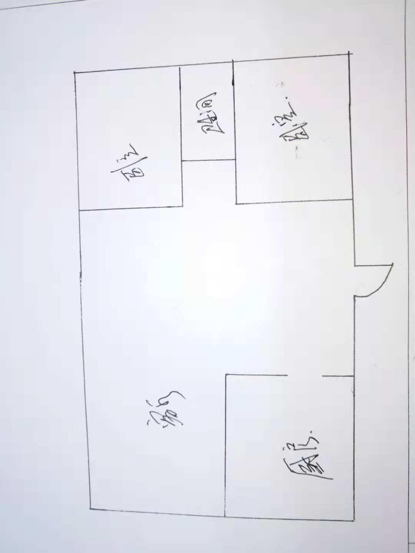 尚城国际 2室1厅 3楼