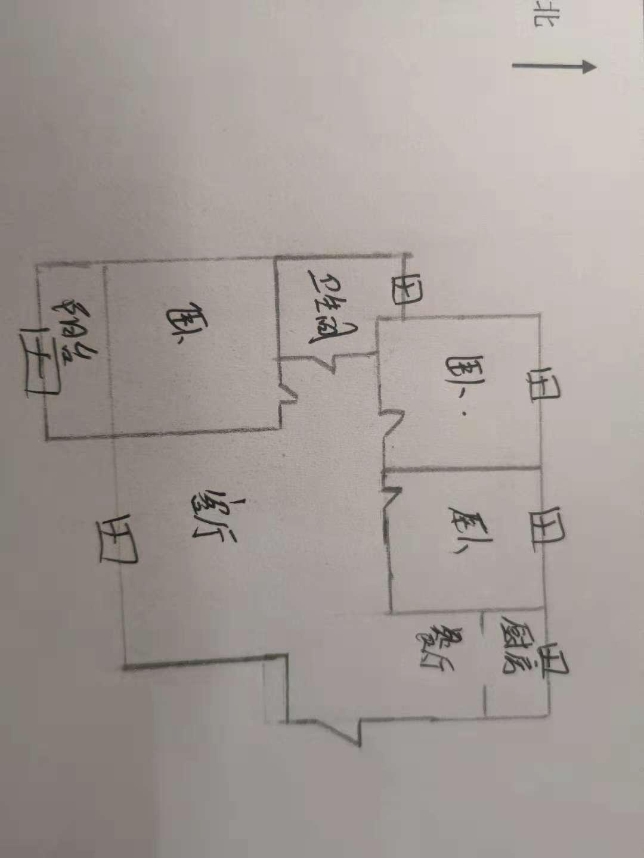 金腾豪庭 3室2厅 4楼