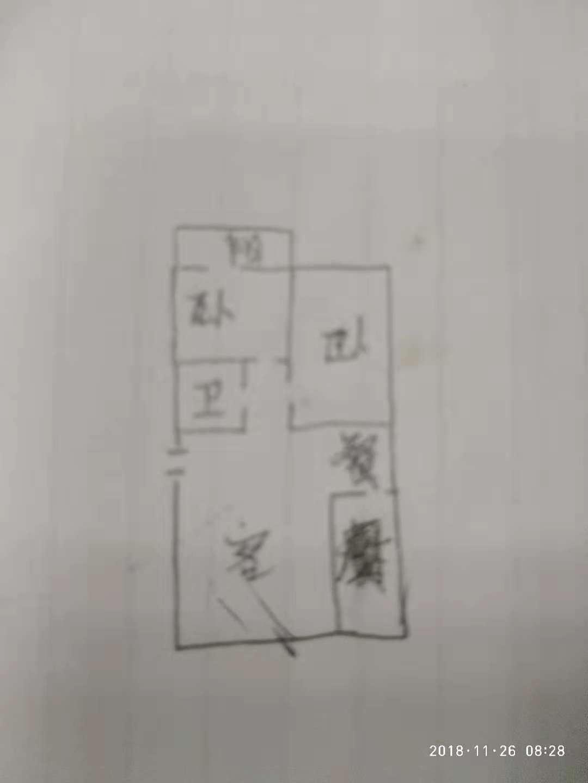 三和竹园 2室2厅 1楼