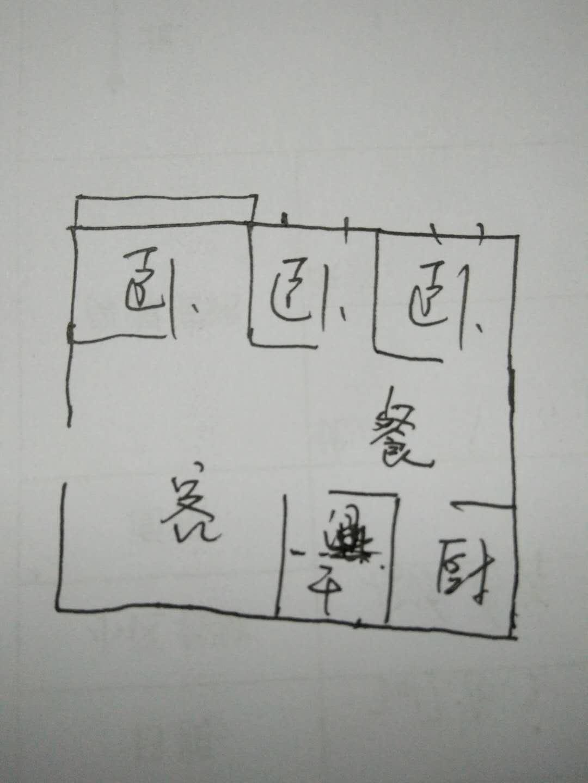 宋官屯小区 3室2厅 2楼