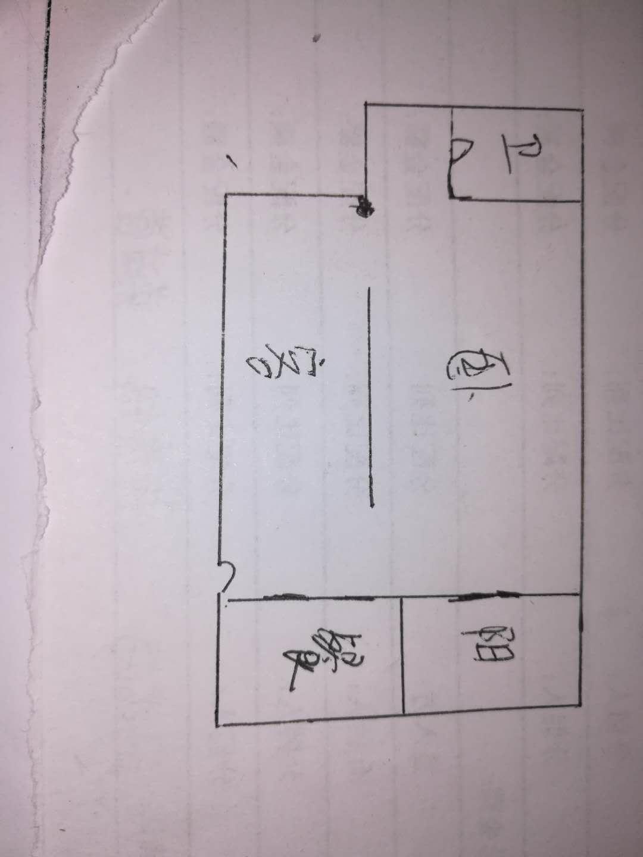 金茂豪庭 1室1厅 9楼