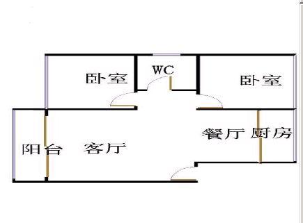 嘉诚尚东 3室2厅 1楼