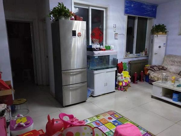 肖何庄小区 2室2厅  精装 58万
