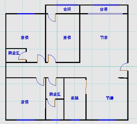 名苑小区 3室2厅 双证齐全 简装 158万