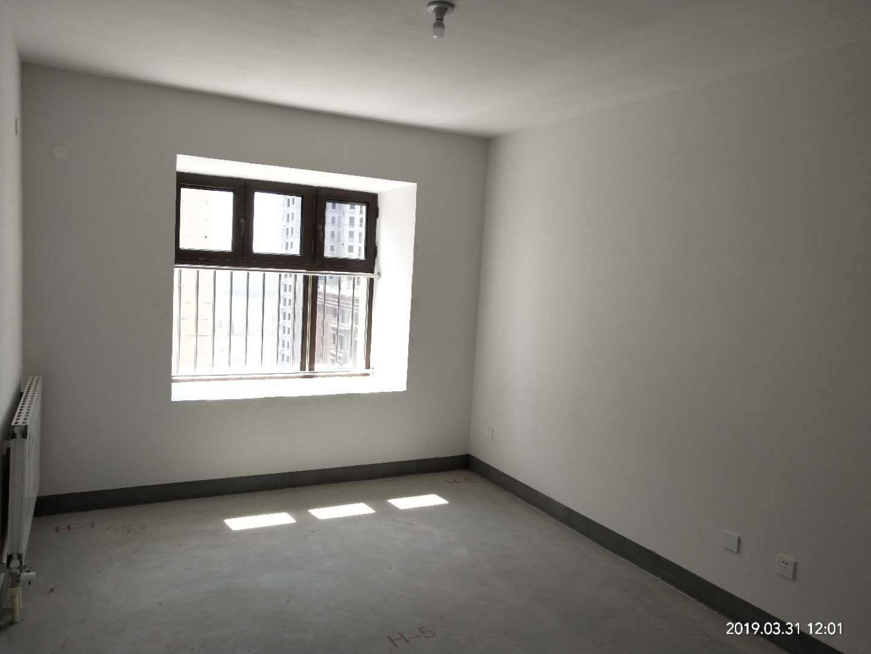 万达广场 3室2厅 双证齐全 毛坯 129万房型图