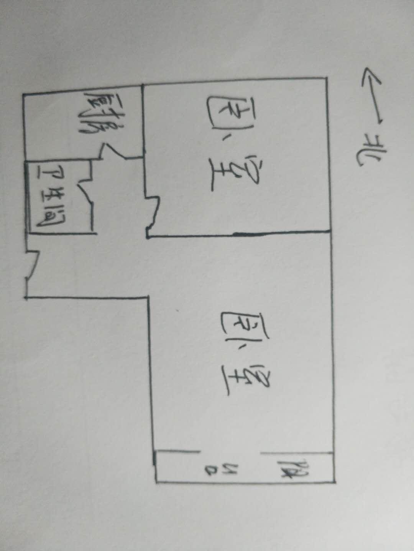 天宝嘉园小区 1室1厅 3楼