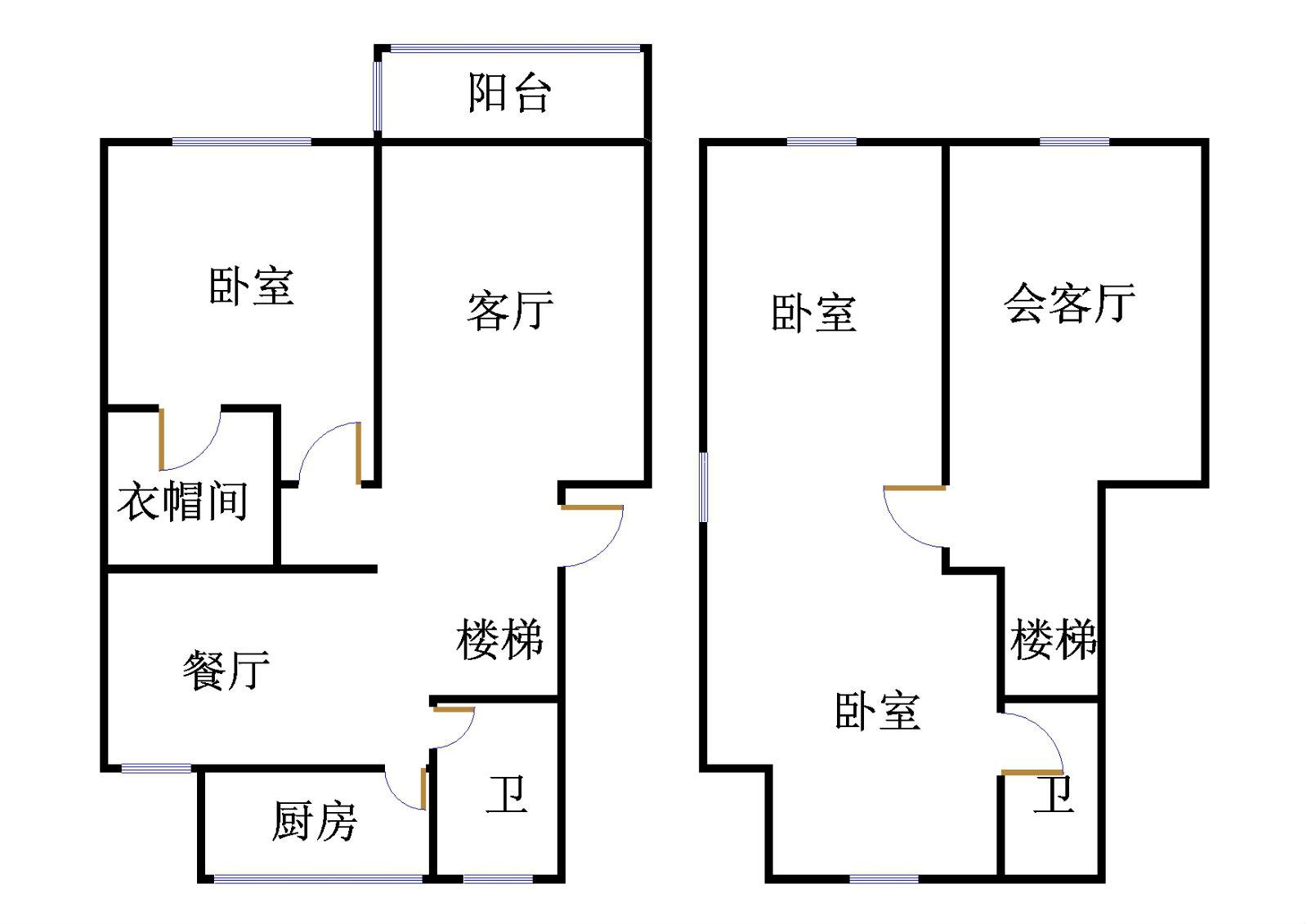 高地世纪城 4室2厅 双证齐全 精装 140万
