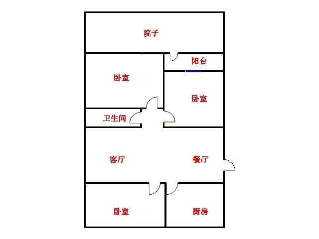 尚城国际 3室2厅 双证齐全 精装 140万