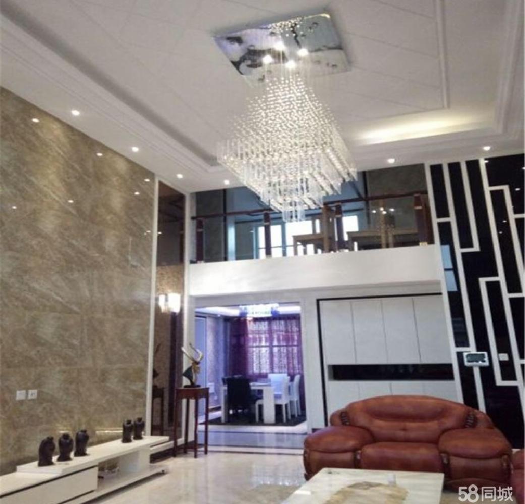 外海.江南水郡 5室3厅  精装 238万房型图
