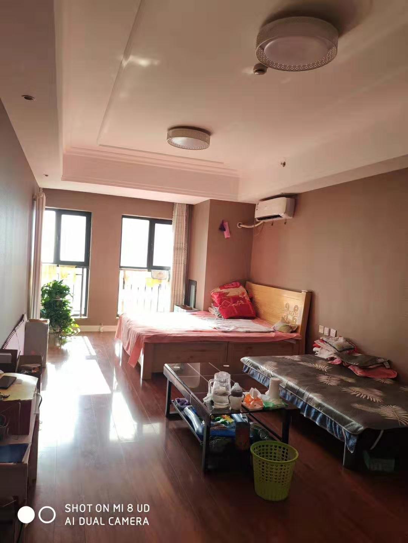 万达广场公寓 0室0厅  精装 55万