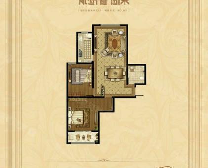 东海香港城 2室1厅  毛坯 110万